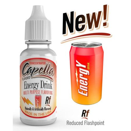 Capella ENERGY DRINK RF