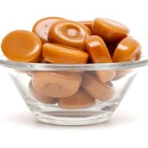 Karamell-Süßigkeit