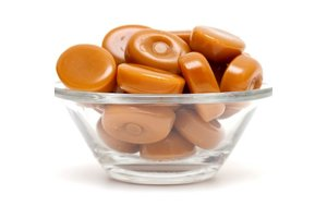 TPA. Karamell-Süßigkeit