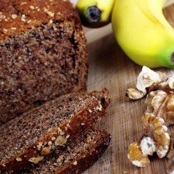 Mount Baker Vapor Banana Nut Bread