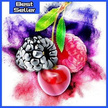 Mount Baker Vapor Wald Berry Fusion