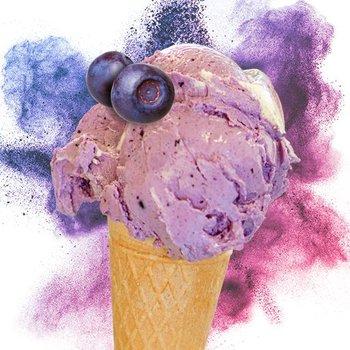 Mount Baker Vapor Huckleberry Ice Cream
