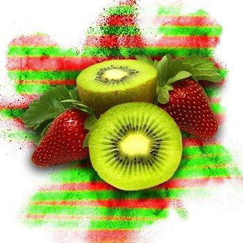 Mount Baker Vapor Erdbeere-Kiwi