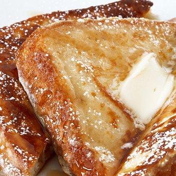 Mount Baker Vapor French Toast