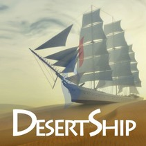 DESSERT SHIP