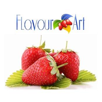 FLAVOUR ART Erdbeer