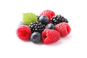 FLAVOUR ART forest berries