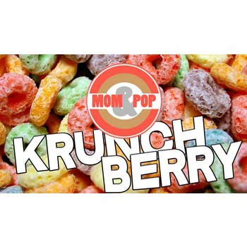 MOM & POP FLAVOR KRUNCHBERRY