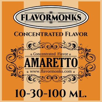 FLAVORMONKS AMARETTO