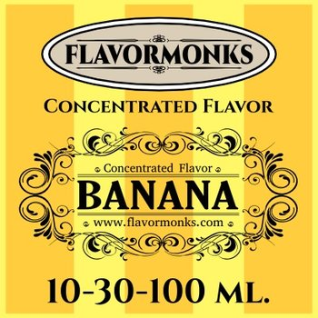 FLAVORMONKS BANANA