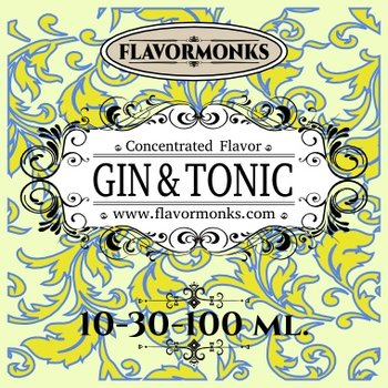 FLAVORMONKS GIN & TONIC