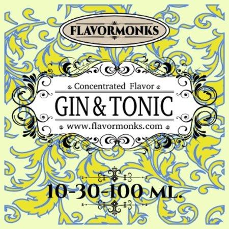 FLAVORMONKS GIN & TONIC