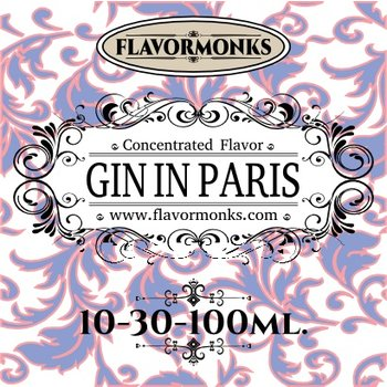 FLAVORMONKS GIN IN PARIS