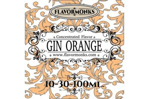 FLAVORMONKS GIN ORANGE