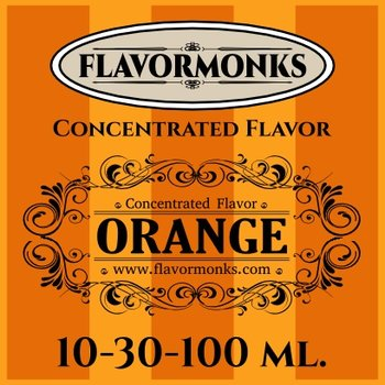FLAVORMONKS ORANGE