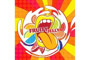 BIG MOUTH CONCENTRATES BIG MOUTH FRUITY JELLY