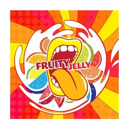 BIG MOUTH  BIG MOUTH FRUITY JELLY