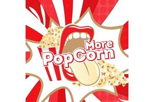 BIG MOUTH CONCENTRATES BIG MOUTH MORE POPCORN