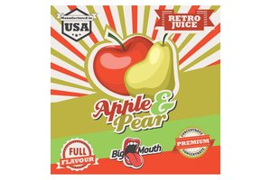 BIG MOUTH CONCENTRATES APPLE PEAR RETRO