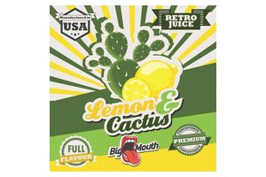 BIG MOUTH CONCENTRATES LEMON CACTUS RETRO