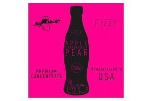 BIG MOUTH CONCENTRATES APPLE DRAGON PEAR FIZZY