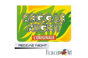 FLAVOUR ART REGGAE NIGHT