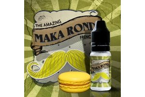VAPE OR DIY MAKKA ROND CITRON