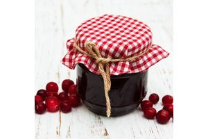 TPA cranberry Sauce