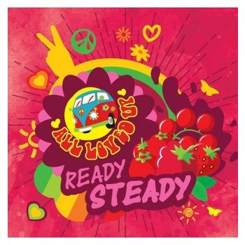 BIG MOUTH CONCENTRATES READY STEADY (ALL LOVED UP)