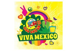 BIG MOUTH CONCENTRATES VIVA MEXICO (ALL LOVED UP)