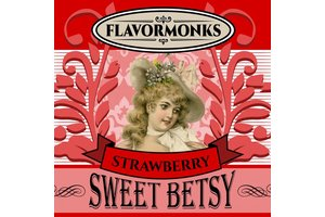 FLAVORMONKS SWEET BETSY STRAWBERRY