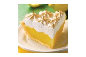 Flavor West Lemon Meringue Pie