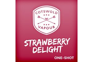 COTSWOLD VAPOUR STRAWBERRY DELIGHT 30 ML