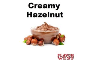Flavor West CREAMY HAZELNUT