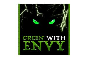 CHEFS VAPOUR GREEN WITH ENVY 30 ML