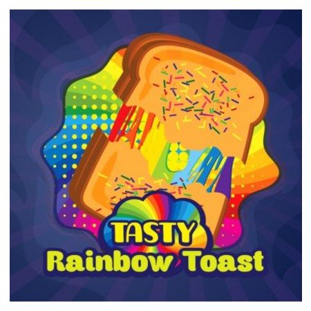 BIG MOUTH CONCENTRATES RAINBOW TOAST