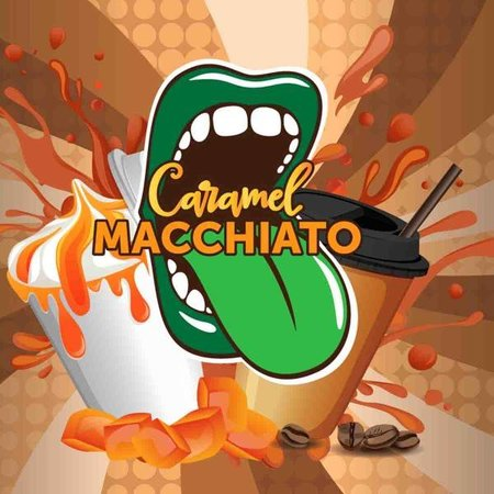BIG MOUTH CONCENTRATES Caramel Macchiato