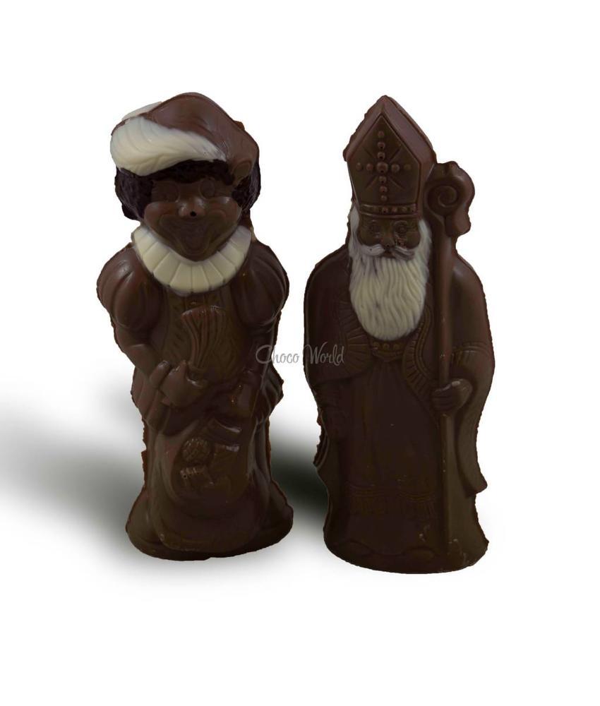 Chocolaterie Vink Chocolade Sint en Piet melk