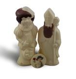 Chocolaterie Vink Chocolade Sint en Piet wit met foto