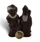 Chocolaterie Vink Chocolade Sint en Piet puur met foto