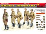 MINIART Soviet Infantry Spec. Edition 1/35