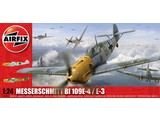 AIRFIX Messerschmitt Bf109E 1/24