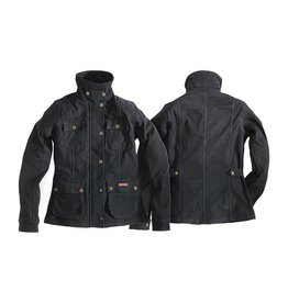 Rokker Black Lady Jacket - Rokker