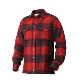 John Doe Lumberjack shirt red - John Doe