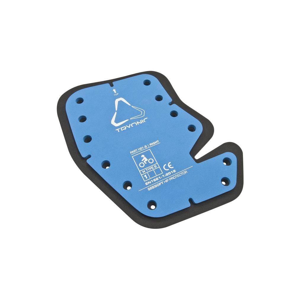 Revit Heup Protector Tryonic Seesoft RV01-L1-B - Rev'it