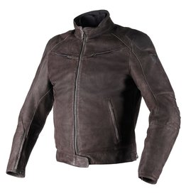 Dainese Black Hawk Pelle Dark Brown - Dainese