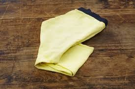 BowTex Kevlar legging Yellow - BowTex