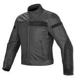 Dainese Stripes EVO C2 Geperforeerd Black - Dainese
