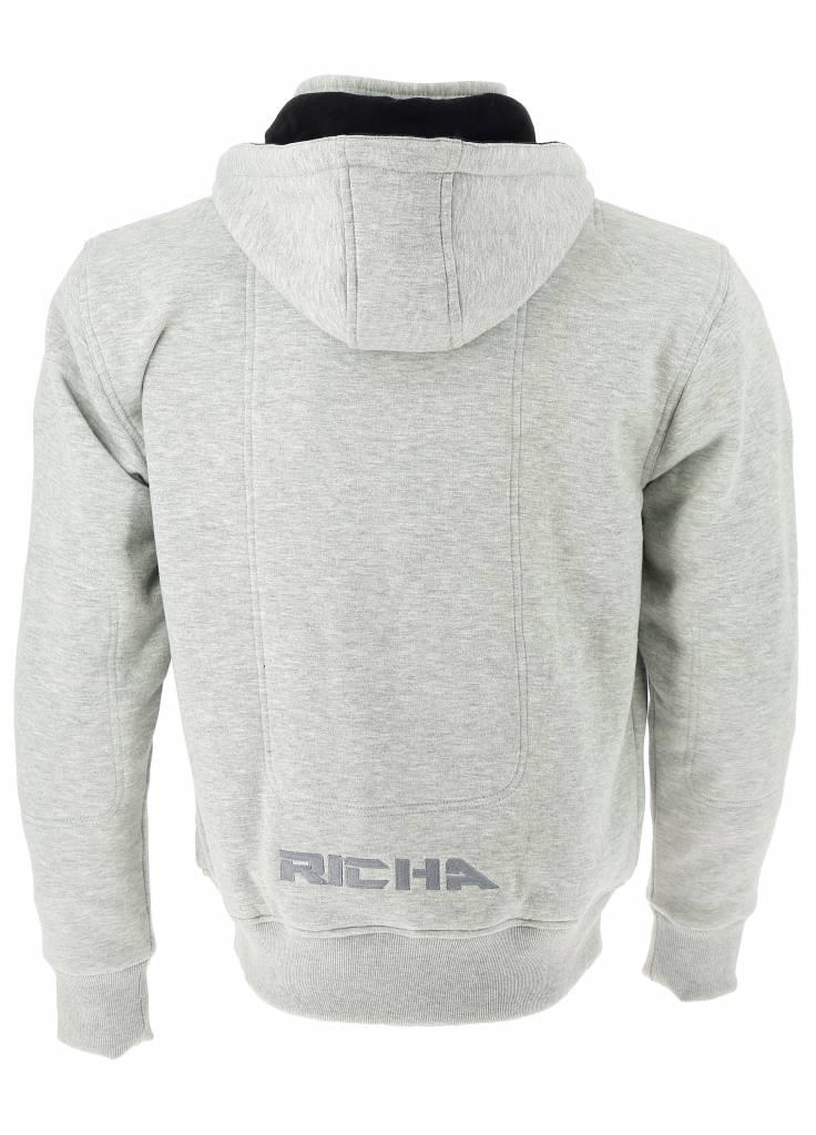 Richa Titan Hoodie Grey - Richa