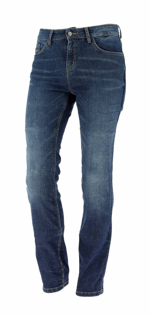 Richa Nora Denim Blue Jeans - Richa